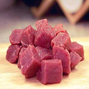 ostrich red meat